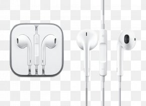 Microphone - Apple Earbuds IPhone X AirPods Microphone Lightning PNG