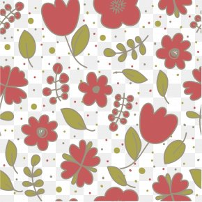 Floral Leaves Background - Floral Design Euclidean Vector Leaf PNG