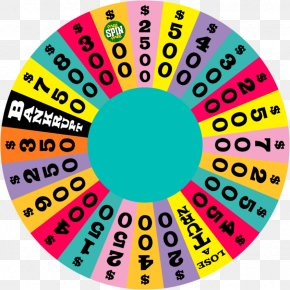 Game Wheel - Game Show Graphic Design Text Television Broadcast Syndication PNG