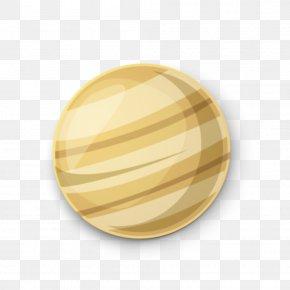 Cartoon Planet - Saturn Planet Cartoon PNG