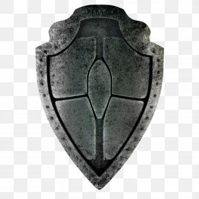 Bronze Shield - Middle Ages Shield Knight Stock Photography PNG