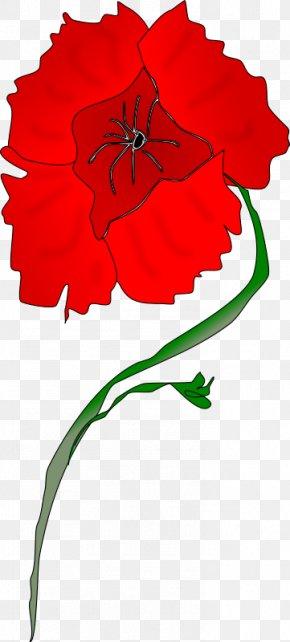 Poppy Cliparts - Remembrance Poppy Common Poppy California Poppy Clip Art PNG