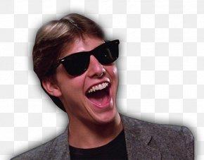 Tom Cruise - Tom Cruise Risky Business Joel Goodsen Ray-Ban Wayfarer Sunglasses PNG