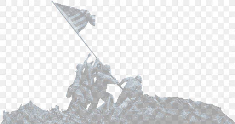 Mount Suribachi Raising The Flag On Iwo Jima Second World War Battle Of Iwo Jima United States, PNG, 1117x589px, 5th Marine Division, Mount Suribachi, Battle Of Iwo Jima, Black And White, Flag Download Free