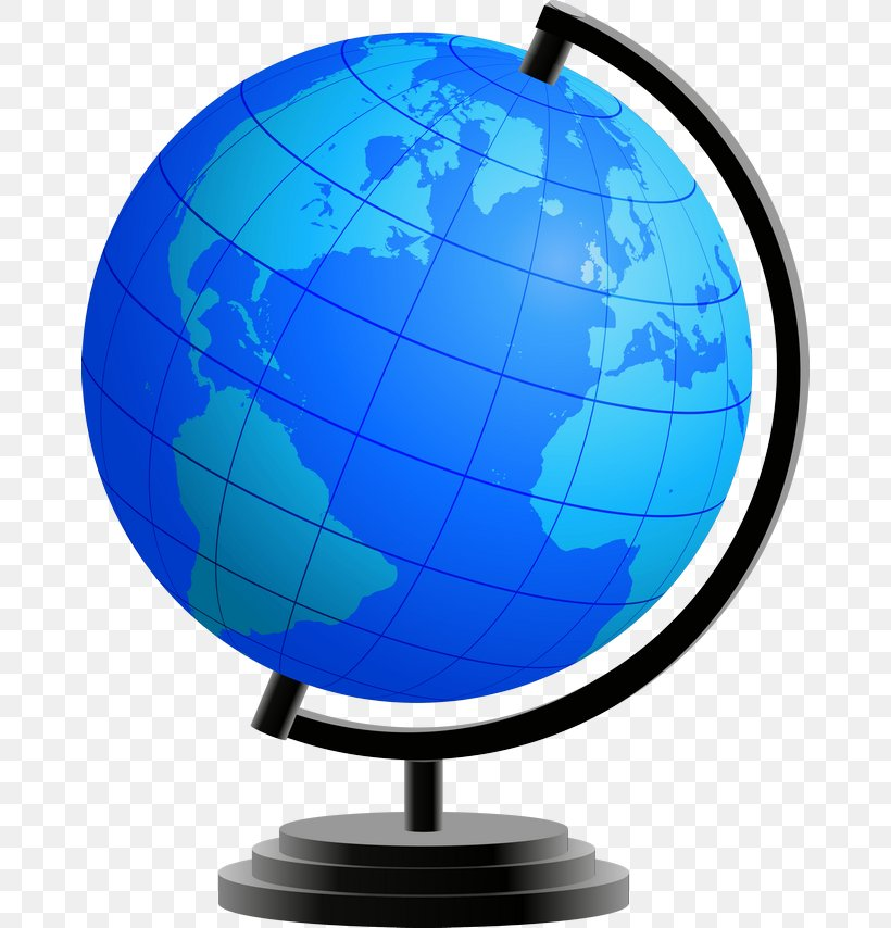 Globe Free Content Clip Art, PNG, 670x854px, Globe, Computer, Earth, Free Content, Map Download Free
