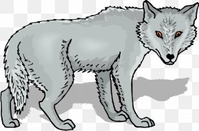 Wolf Cliparts - Gray Wolf Free Content Website Clip Art PNG