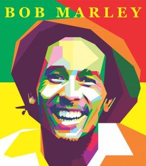 Bob Marley - Bob Marley Restaurant Agra Review Art PNG