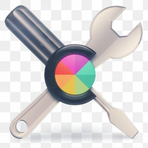 Wrench Screwdriver - ColorSync Utility Macintosh MacOS Icon PNG