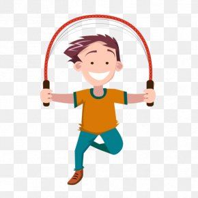 Illustrator Of Children - Universidad La Salle Pachuca Jump Ropes Jumping Clip Art PNG