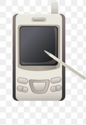 Phone Vector Material - Feature Phone Mobile Phone Telephone PNG