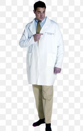 Lab Coat - Lab Coats Physician Halloween Costume Clothing PNG
