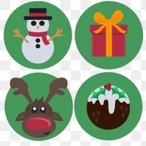 Snowman Christmas Gifts Elk Candy Icon - Snowman Christmas Gift ICO Icon PNG