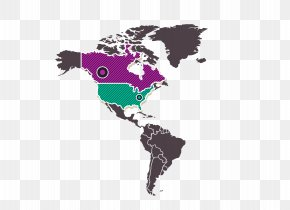 Map Selected Effect - United States South America World Map World Map PNG