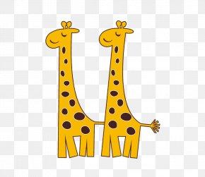 Cartoon Giraffe - Giraffe Cartoon Stock Photography Illustration PNG