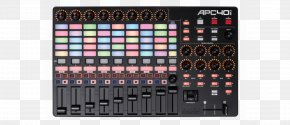 Musical Instruments - Akai Professional APC40 MKII Ableton Live MIDI Controllers PNG