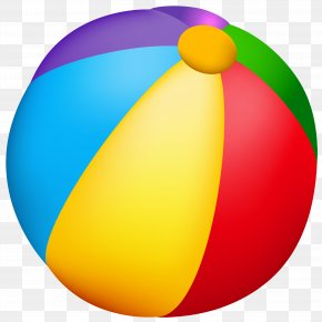 Beach Ball Vector Clipart - Beach Ball Clip Art PNG
