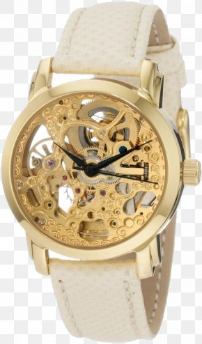 Watch - Amazon.com Skeleton Watch Automatic Watch Woman PNG