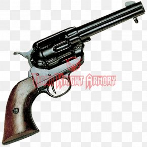 Weapon - Revolver Trigger Firearm Colt Single Action Army Weapon PNG