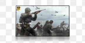 Lead The Future - Call Of Duty: WWII Sony PlayStation 4 Pro Video Games Activision PNG