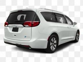 Car - Car 2018 Chrysler Pacifica Hybrid Limited 2018 Chrysler Pacifica Hybrid Touring L Minivan PNG