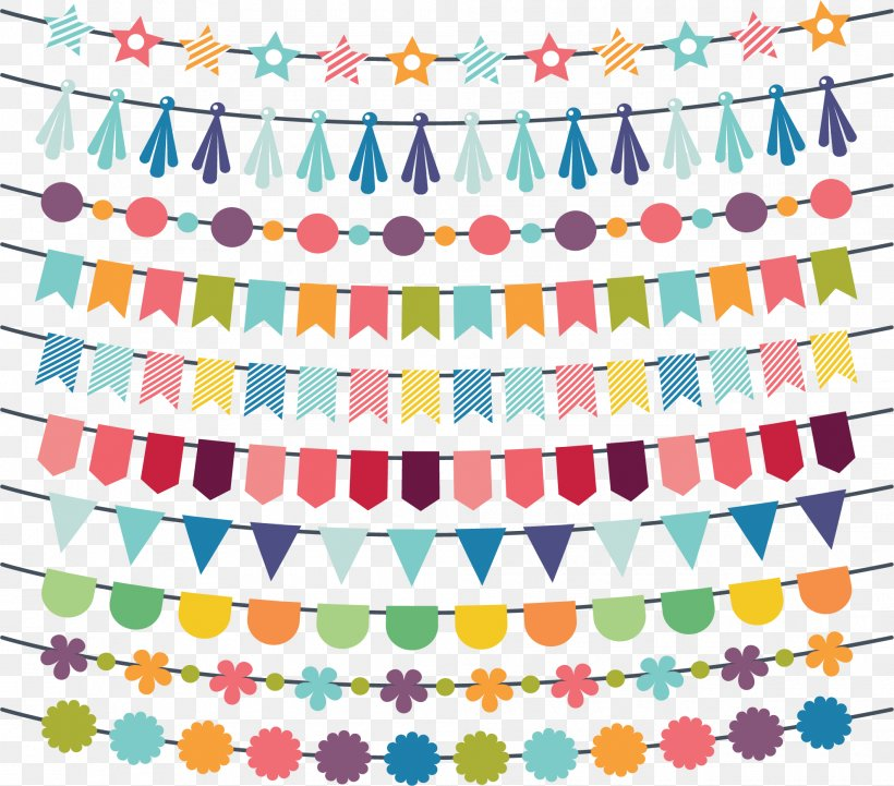 Euclidean Vector Garland Birthday Party Download, PNG, 1980x1741px, Party, Area, Dance Party, Flag, Material Download Free