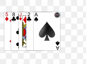 Playing Card - Playing Card Espadas Ace Of Spades YouTube PNG
