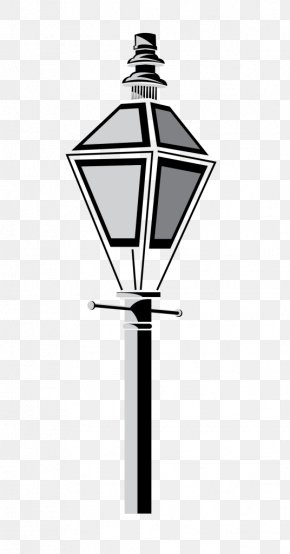 Street Light - New Orleans Street Light Lighting Image Vector Graphics PNG