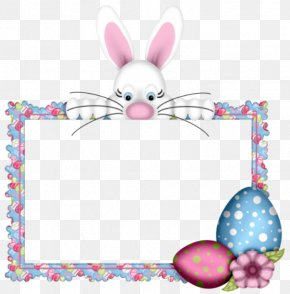 Carnival Frame Easter Egg - Easter Bunny Easter Parade Easter Egg Hare PNG