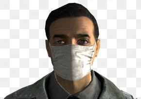 Fall Out 4 - Broken Steel Fallout: New Vegas Fallout 4 Surgical Mask Surgery PNG