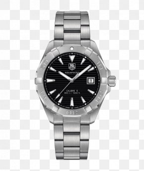 Watch - Chronograph TAG Heuer Aquaracer Watch Jewellery PNG