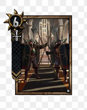 Gwent Card Art - Gwent: The Witcher Card Game The Witcher 3: Wild Hunt CD Projekt PNG