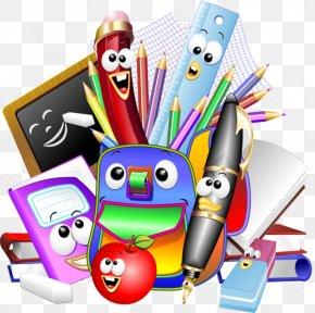 Cartoleria Vicino Centro Elementary School Clip ArtCluster Clipart - CRAZY SCHOOL Di Poluzzi Andrea PNG