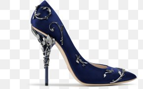 Satin Sandal Picture - Court Shoe Ralph & Russo High-heeled Footwear Satin PNG