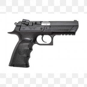 Desert Eagle - IWI Jericho 941 IMI Desert Eagle Magnum Research 9×19mm Parabellum Pistol PNG