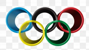Rio Olympic Rings - 2018 Winter Olympics 2016 Summer Olympics Olympic Symbols PNG