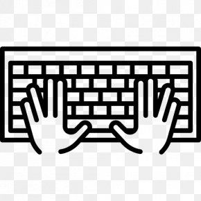 How To Draw A Computer Keyboard Tutorials - Computer Keyboard File Format PNG