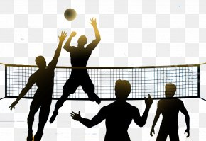Volleyball Clipart - Dvorets Sporta Dlya Detey I Yunoshestva