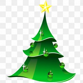 Christmas Tree Decoration - Fir Christmas Tree Christmas Ornament PNG