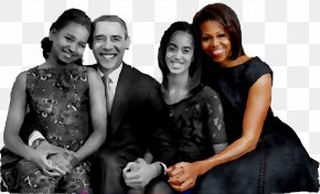 The White House Family Of Barack Obama President Of The United States US Presidential Election 2016 Mali PNG