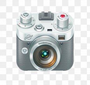 Camera - Image Editing Photography Icon PNG