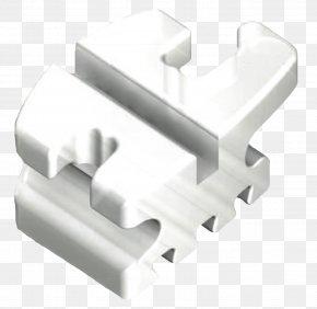 Ice Cubes - Orthodontics Dental Braces Bracket Composite Material Metal PNG