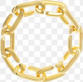 Gold - Chain Fashion Jewellery Mama Boss Costume Designer PNG