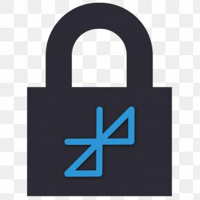 Black Bluetooth - Bluetooth Low Energy Mobile App Download PNG