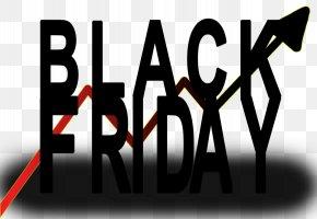 Black Friday Poster - Logo Brand PNG