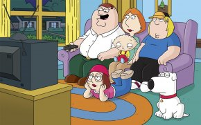 Griffin - Peter Griffin Brian Griffin Animated Series Television Show Griffin Family PNG