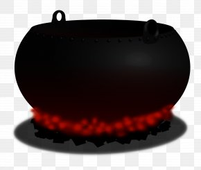 Cookware And Bakeware Cauldron - Red Cauldron Cookware And Bakeware PNG