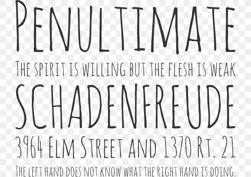 Typeface Small Caps Typography GNU FreeFont Font, PNG, 720x579px, Typeface, Black And White, Brand, Calligraphy, Character Map Download Free