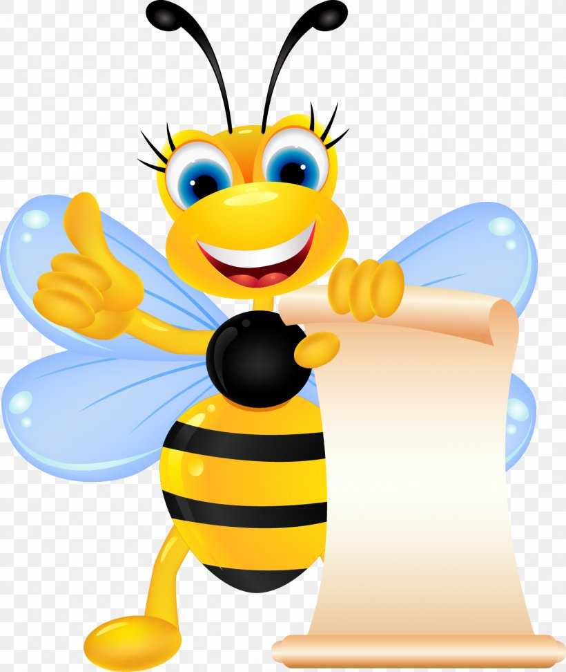 Bee Insect Royalty Free Clip Art Png 1299x1541px Bee Art Bumblebee Cartoon Drawing Download Free