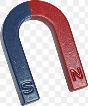 Magnet - Horseshoe Magnet Alnico Neodymium Magnet Magnetic Field PNG