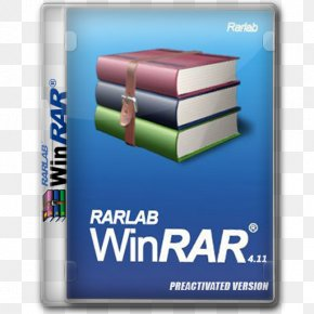 Winrar - WinRAR Computer Software Data Compression 32-bit PNG